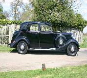 1939 Rolls Royce Silver Wraith in UK