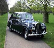 1963 Rolls Royce Phantom in UK