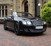 Bentley Continental Hire in UK