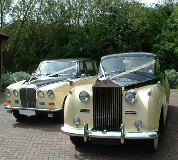 Crown Prince - Rolls Royce Hire in UK