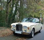 Duchess - Rolls Royce Silver Shadow Hire in UK