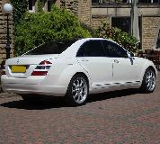 Mercedes S Class Hire in UK