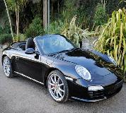 Porsche Carrera S Convertible Hire in UK