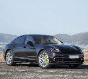 Porsche Panamera Hire in UK